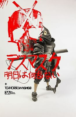 ThreeA 3A Ashley Wood 1/6 HEAVY DUTY SLICER DEATH MASK NOTHING 3AA tk