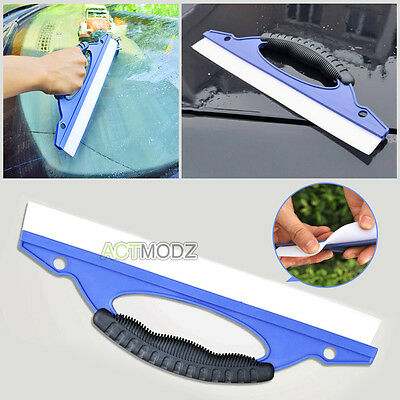 Window Film Tint Tools Blue  Squeegee With Handle For Home Car Auto Tint Foils