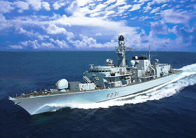 Hms Argyll - Hand Finished, Limited Edition (25)