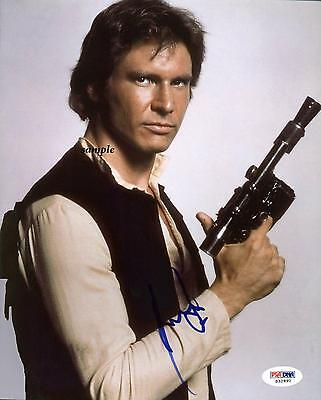 Harrison Ford #1 Reprint Autographed Signed Picture Photo Auto Rp Collectible