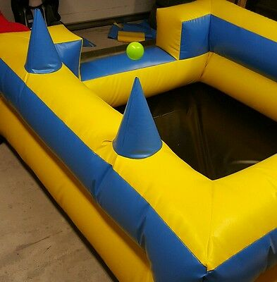 7ft x 7ft new bouncy castle ball pit pick your colours
