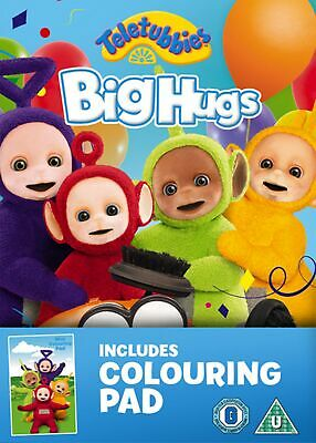 Teletubbies - Brand New Series - Big Hugs (Limited Edition) [DVD]