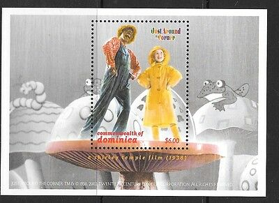 Dominica Sgms3194 2002 Just Around The Corner Mnh