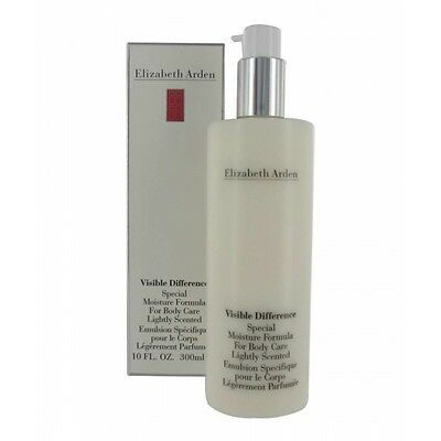 Elizabeth Arden Visible Difference Special Moisture Body Formula 300ml BRAND NEW