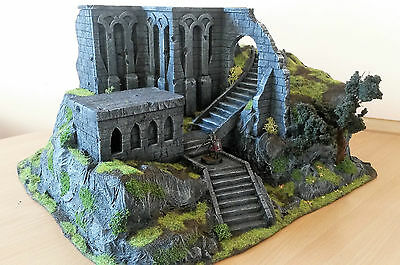 Warhammer, Lord of the Rings, Amon Hen, Ruin of Parth Galen