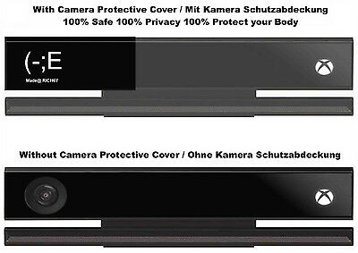 XBOX ONE Kinect®Camera Sensor Protective Cover Abdeckung 100% Privacy RICH6Y(-;E