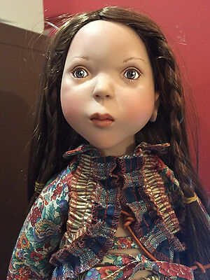 Zwergnase Junior Doll Yoline From 2004 Collection NEW