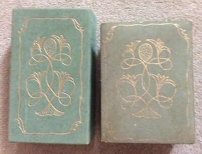 Guerlain two empty perfume boxes for Jicky  vintage