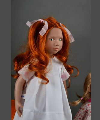 Zwergnase Junior Doll Abigal From 2017 Collection NEW