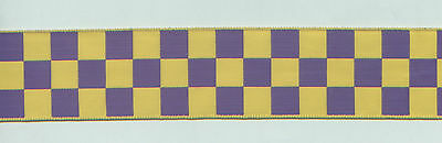 36 inches AUS CORRECTIVE SERV /UK WARDEN Hat Band Ribbon (Blue&yellow)