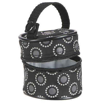 Babies R Us - Pacifier Holder - Circle and Dot Print