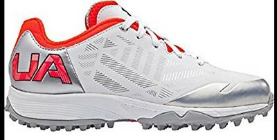 Under Armour Finisher II Turf Women's Lacrosse Shoes Cleats MSRP $70 NEW