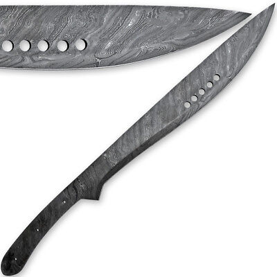 The Book of Eli Machete Damascus Steel Movie Sword Full Tang LIMITED EDITION