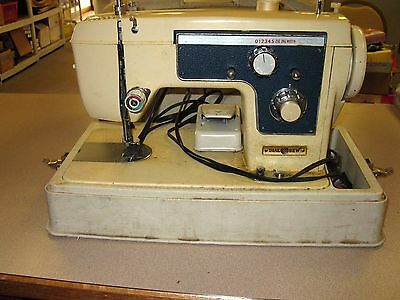 Vintage  Dial 'n Sew Sewing Machine model 430**FREE SHIPPING!!