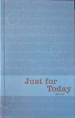 Just for Today Daily Reader NARCOTICS ANONYMOUS 12 Step Recovery  NEW!!!