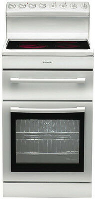 Carton Damaged R54CW Euromaid - 54cm Electric Upright Cooker - CLEARANCE - FLOOR