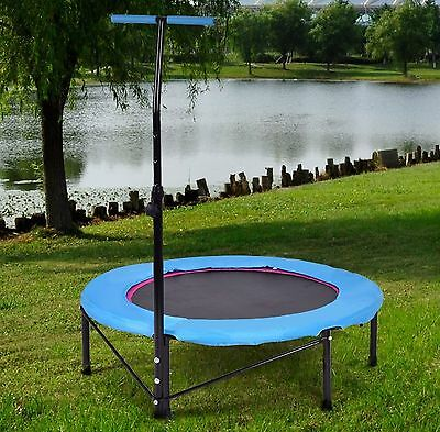 """Mini Trampoline Fitness Exercise Fitness Gym Rebounder Cardio Trainer Jump 43"""""""