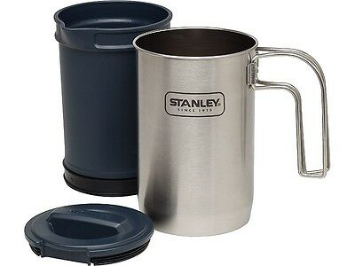 coffee stamp press Stanley Cooking Pot Stainless steel Camping ADVENTURE COOK+BR
