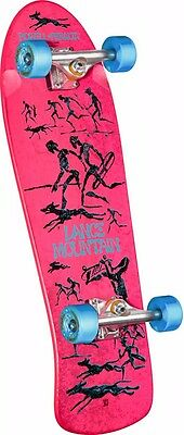 *FACTORY COMPLETE*Powell Peralta Lance Mountain FUTURE PRIMITIVE Skateboard PINK