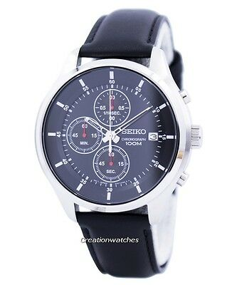 Seiko Quartz Chronograph SKS539P2 Mens Watch