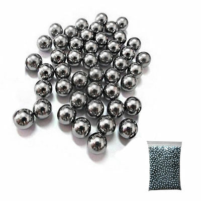 200pcs 6mm Catapult Ammo Steel Balls Hunting Stainless outdoor Ball