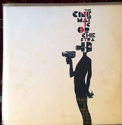 The Cinematic Orchestra: Man with a Movie Camera