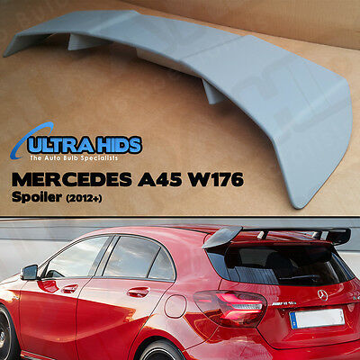 XB Spoiler For Mercedes Benz A Class A45 W176 AMG Aero Style Hatchback 2012+ UK