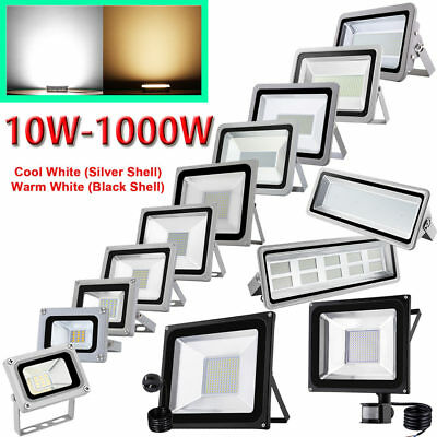 500W 300W 200W 150W 100W 50W 30W 20W 10W Led Flood Light Outdoor Lamp AC 240V