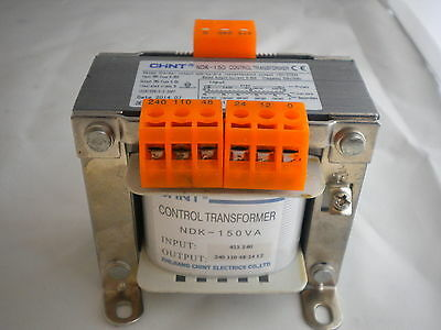 Chint Ndk Control Circuit Panel Transformer 230-415V Output 12-24-48-110-230V