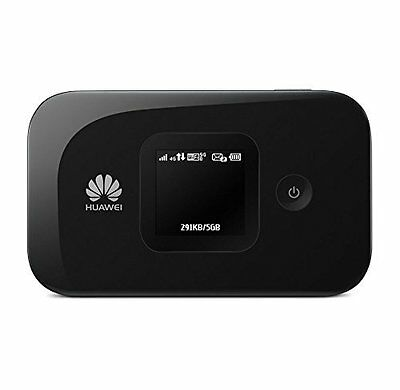 Huawei Ultra-Fast 4G/LTE Unlocked 150 Mbps E5577s-321 Portable Mobile Wi-Fi