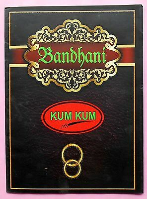 India Summer Clothing/Textile Out Fit Catalouge Of  Bandhani Special Kumkum (T8)