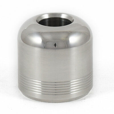 Small Polished Stainless Steel Safety Razor Stand 12mm Diameter