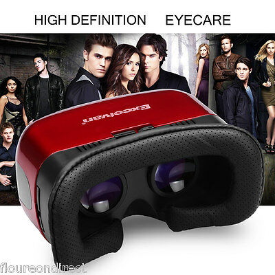 Excelvan All in One VR  Headset HD 3D Virtual Reality Glasses Video Movie Player