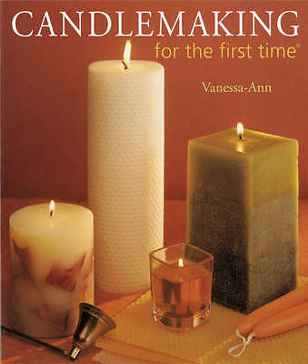 Sterling Publishing Candlemaking For The First Time STP-71352