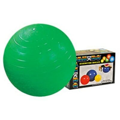 Cando® Inflatable Exercise Ball ( 5 sizes and colors)