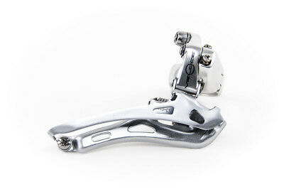 Campagnolo Veloce Silver 10 Speed Front Derailleur 35mm Clamp