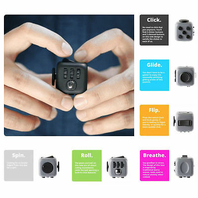 Stress Reliever Magic Cube for Worker