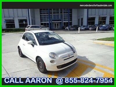 2013 Fiat 500 WE SHIP, WE EXPORT, WE FINANCE 2013 FIAT 500 POP SUPER COOL COMMUTER AUTOMATIC GREAT MPG'S FUN TO DRIVE!!!
