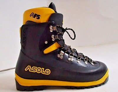 Asolo AFS 8000 Mountaineering Boot - Men's US 12 EU 46.3 /28779/