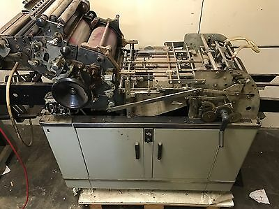Addressograph Multigraph 1250 , 2 Ab Dick 360 offset duplicator Press Lot