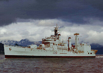 Hms Tiger - Hand Finished, Limited Edition (25)