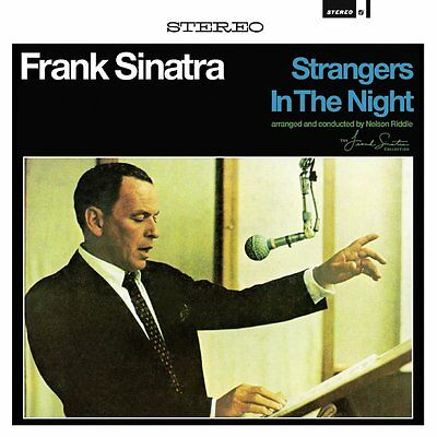 "LP FRANK SINATRA ""STRANGERS IN THE NIGHT -VINILO-"". New"