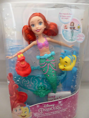 New in Box - Disney Princess Doll - The Little Mermaid - Floating Ariel Playset