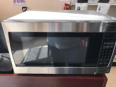 Panasonic - NEW 2.2 Cu. Ft. Countertop Built-In Microwave with Inverter Tech J3