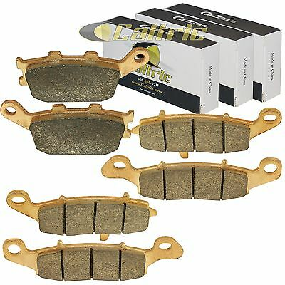 FRONT and REAR BRAKE PADS FIT SUZUKI SV650 SV650A SV650S SV650SF 2003-2009