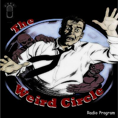 Weird Circles Old Time Radio Shows Episodes in MP3 on CD