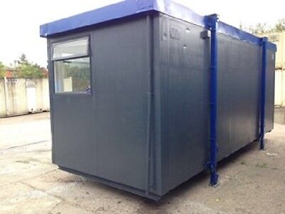 21ft by 8ft portocabin - only 4 in stock