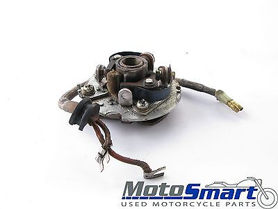 1979 Yamaha Special XS400 2F Points and Advancer Assembly Good 122652