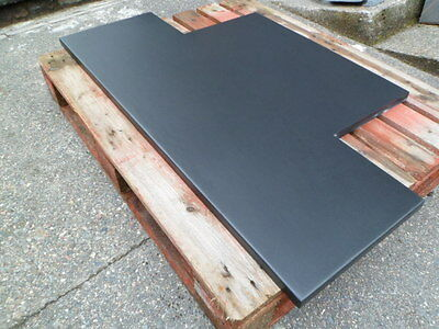 Slate Hearth - Made To Measure Black Slate