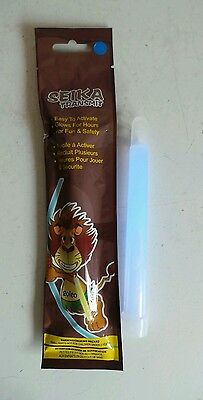 "50 x 6inch Individually Wrapped Thick Glow Sticks Party 6"" Glowstick Mixed Color"